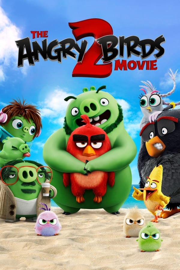 Những Chú Chim Giận Dữ 2 - The Angry Birds Movie 2 2019