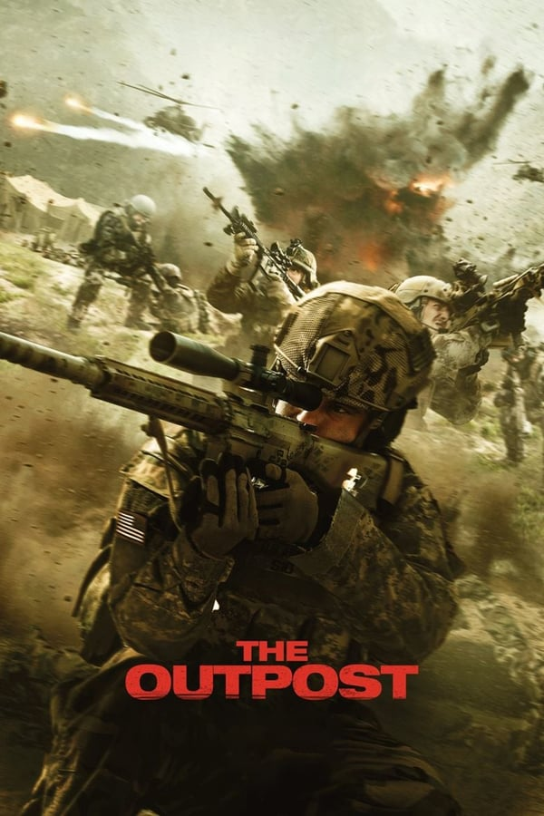 Tiền Đồn - The Outpost 2020